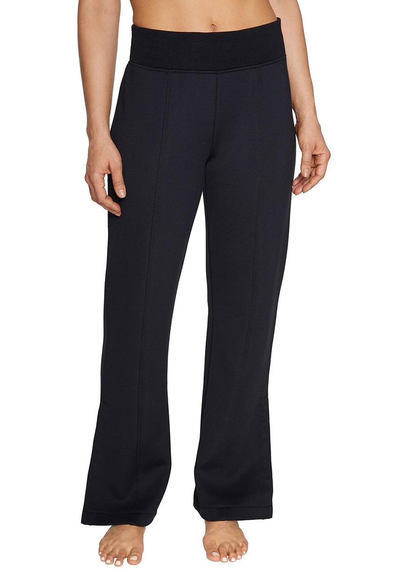 Betsey Johnson Wide Leg Snap Track Pants