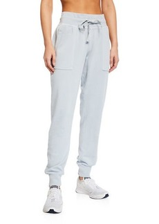 Betsey Johnson Wide Waist Band Sweatpants