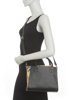 Betsey Johnson XOChloe Satchel Bag