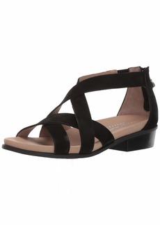 Bettye Muller Concept Women's Banyan Flat Sandal  9.5 Medium US