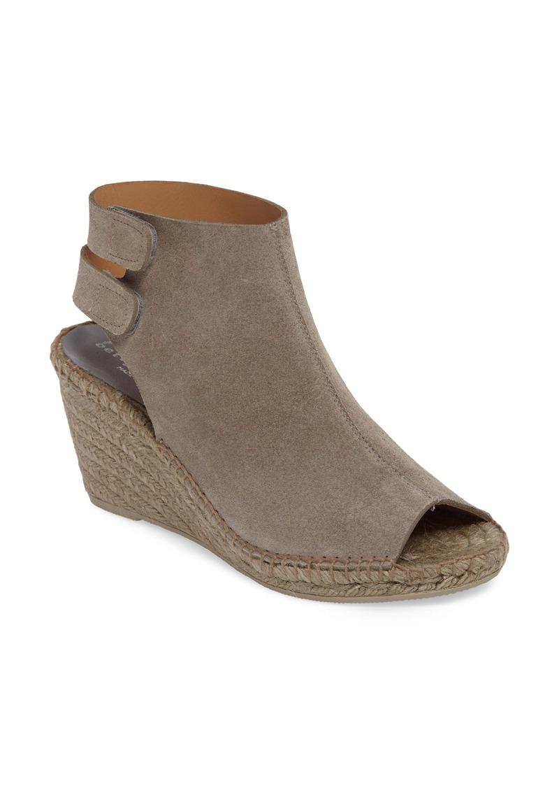 5414fe1210b 'Download' Suede Wedge Espadrille Sandal (Women)