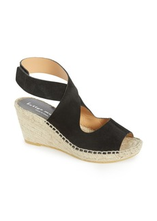 Bettye Muller 'Mobile' Leather Wedge Espadrille Sandal (Women)