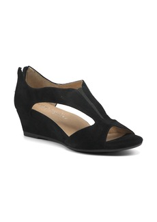 Bettye Muller Shaye Wedge Sandal (Women)