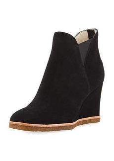 Bettye Muller Whiz Wedge High Ankle Bootie