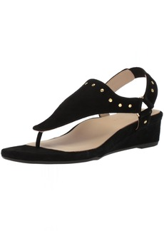 Bettye Muller Women's Kent Wedge Sandal  9.5 Medium US