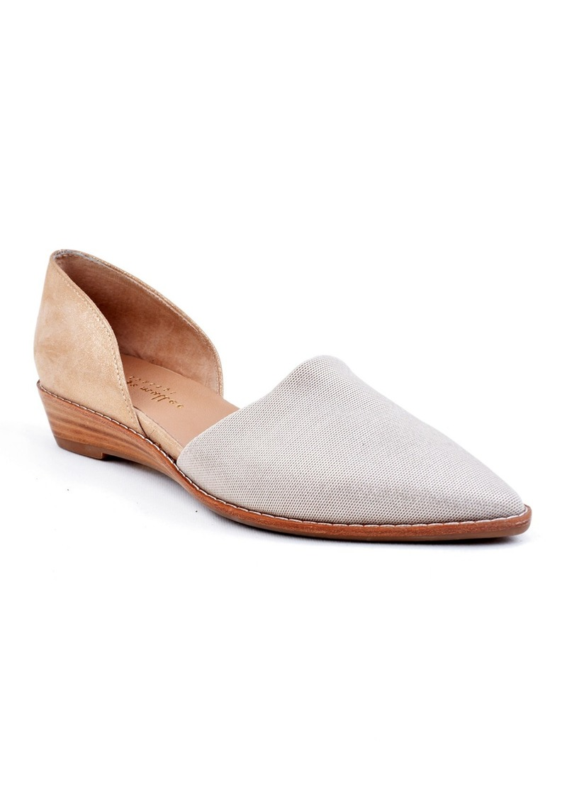 Bettye Muller Cage d'Orsay Wedge Flat