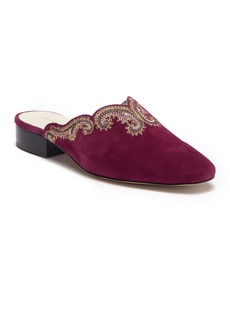 Bettye Muller Fortune Embroidered Mule