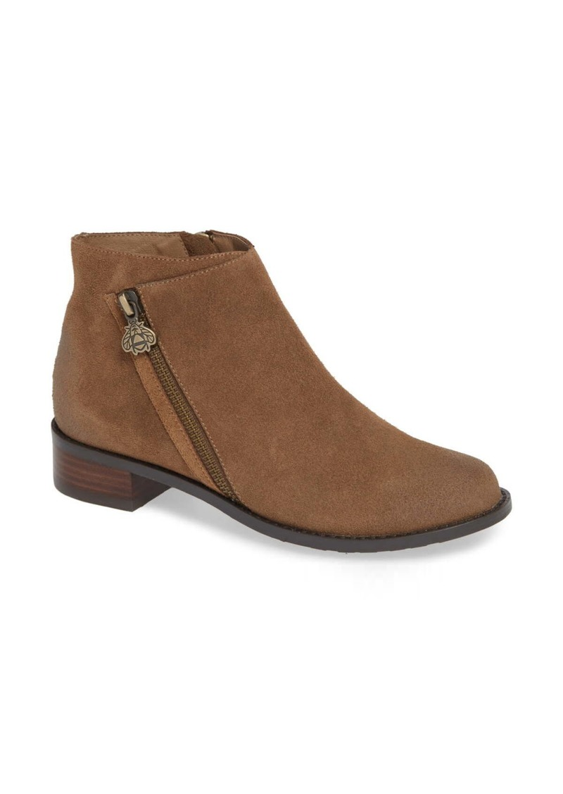 Bettye Muller Trinity Leather Bootie