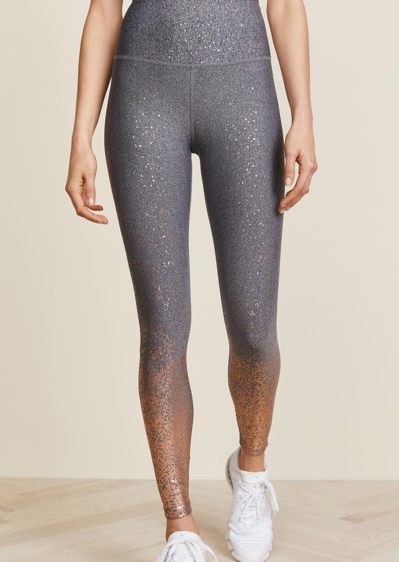 bf4b977b63 Beyond Yoga Beyond Yoga Alloy Ombre High Waisted Leggings | Casual Pants