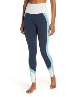 Beyond Yoga Colorblock High Waist Leggings