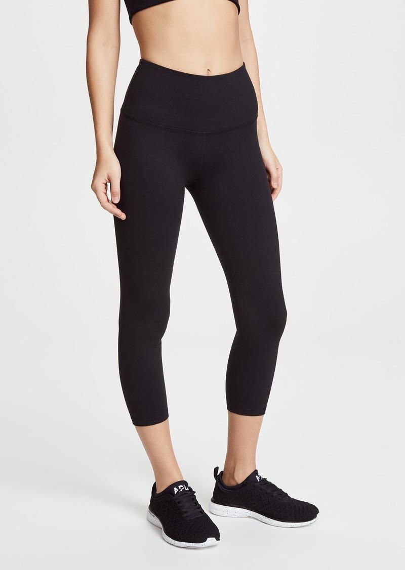 Beyond Yoga Core High Waisted Capri Leggings