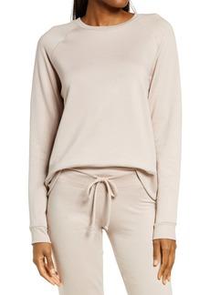 Beyond Yoga Fleece Raglan Sweatshirt
