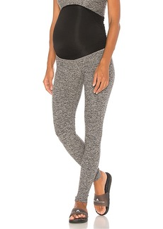 Beyond Yoga Fold Down Maternity Legging
