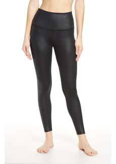 Beyond Yoga Luxe Leatherette High Waist Leggings