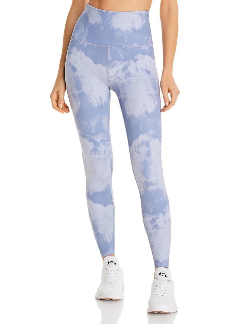 Beyond Yoga Olympus High-Waist Tie-Dye Leggings