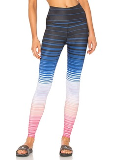 Beyond Yoga Summer Shades High Waisted Long Legging