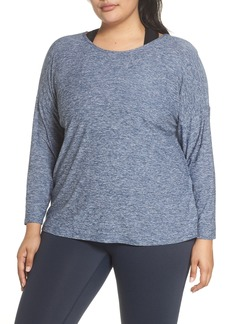 Beyond Yoga Weekend Traveler Pullover (Plus Size)