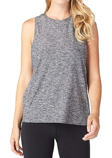 Beyond Yoga Women's Featherweight Spacedye Twisted Open Back Tank Top