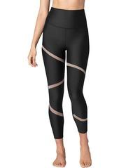 Beyond Yoga Women's Perfect Illusion High Waisted Midi Legging