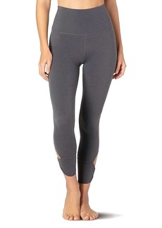 Beyond Yoga Women's Plush and Ruched High Waisted Midi Legging