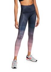 Beyond Yoga Lux Island Ombre High-Waist Midi Legging