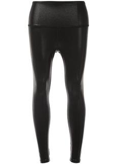 Beyond Yoga pearlised high waisted leggings