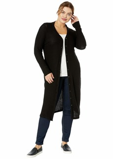 Beyond Yoga Plus Size Your Line Buttoned Duster