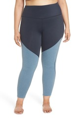Beyond Yoga Plush High Waist Midi Leggings (Plus Size)