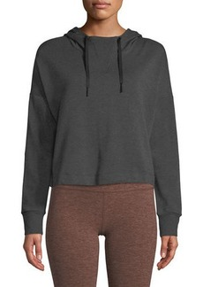 Beyond Yoga Sedona Cropped Pullover Hoodie