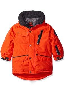 Big Chill Big Boys' Expedition Jacket with Vestee