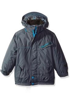 Big Chill Big Boys' System Jacket W Camo Inner Jacket