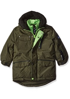 Big Chill Boys' Little Expedition Jacket with Vestee