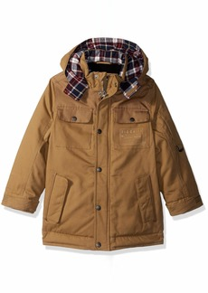 Big Chill Boys' Little Washed Cotton Expedition Jacket