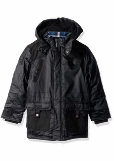 Big Chill Boys Waxed Cotton Expedition Jacket