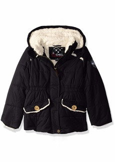Big Chill Girls Quilted Expedition Jacket