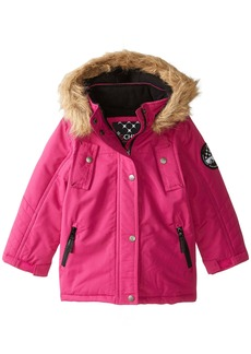 Big Chill Little Girls'  Classic Expedition Coat