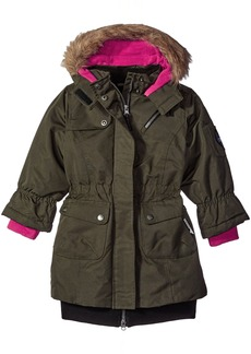 Big Chill Girls' Little Long Expedition Jacket