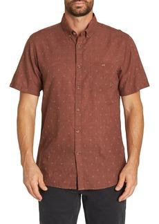 Billabong All Day Jacquard Slim Fit Shirt