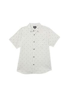 Billabong All Day Jacquard Shirt (Big Kids)