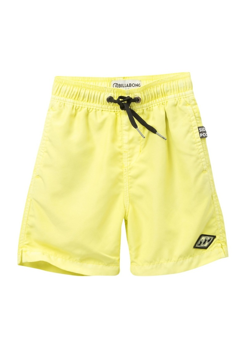 Billabong All Day Layback Shorts (Toddler & Little Boys)