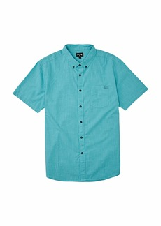 Billabong All Day Short Sleeve Woven