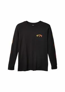 Billabong Arch Link Long Sleeve T-Shirt (Big Kids)