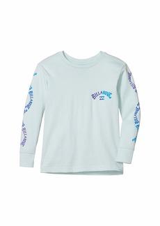 Billabong Arch Long Sleeve T-Shirt (Toddler/Little Kids)