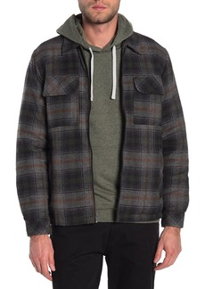 Billabong Barlow Corduroy Zip Up Jacket
