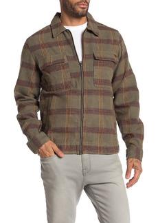 Billabong Barlow Lite Plaid Jacket