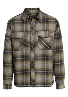 Billabong Barlow Plaid Flannel Jacket