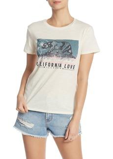 Billabong Batik Cali Bear Short Sleeve T-Shirt