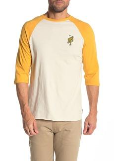 Billabong Bengal Colorblock Raglan T-Shirt