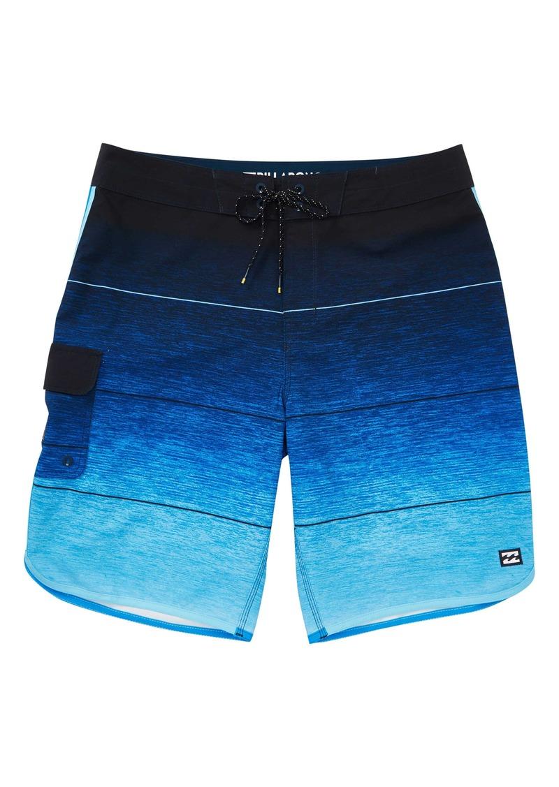 5334439d33 Billabong Billabong 73 Stripe Pro Board Shorts (Big Boys) | Swimwear