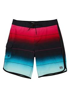 Billabong 73 Stripe Pro Board Shorts (Big Boys)